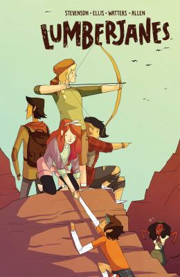Lumberjanes: Vol. 2, Friendship to the max