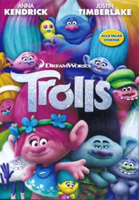 Trolls [Videoupptagning] / directed by Mike Mitchell, Walt Dohrn ; produced by Gina Shay ; screenplay by Jonathan Aibel & Glenn Berger ; story by Erica Rivinoja