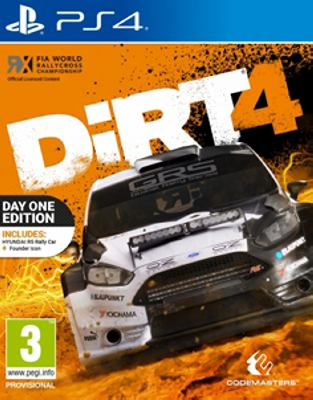 Dirt 4 [Elektronisk resurs]