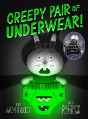 A creepy pair of underwear!