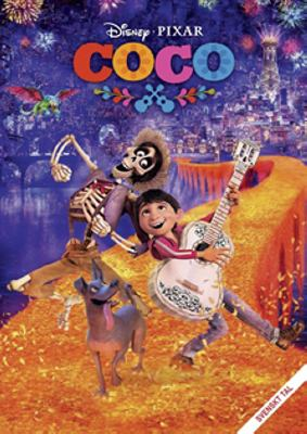 Coco [Videoupptagning] / directed by Lee Unkrich, Adrian Molina ; produced by Darla K. Anderson ; screenplay by Andrian Molina, Matthew Aldrich ; original story by Lee Unrich ...