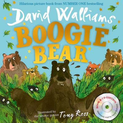 David Walliams presents- Boogie bear