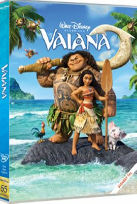 Moana [Videoupptagning] = Vaiana / directed by John Musker & Ron Clements ; screenplay by Jared Bush ; story by Ron Clements ... ; produced by Osnat Shurer.