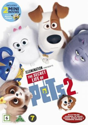 The secret life of pets 2 [Videoupptagning] / directed by Chris Renaud ; co-directed by Jonathan Del Val ; written by Brian Lynch.