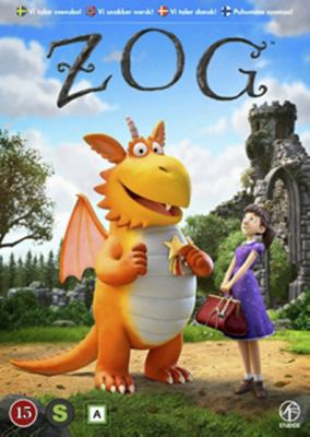 Zog [Videoupptagning] / directed by Max Lang, Daniel Snaddon ; written by Julia Donaldson, Max Lang.