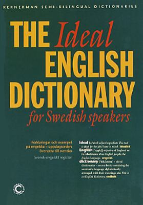 The ideal English dictionary for Swedish speakers