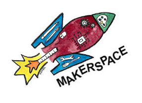 Makerspace logotyp